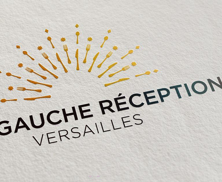 AgenceLe6_Rive Gauche Traiteur_identite visuelle_Univers de marque_logotype_Printing_Versailles