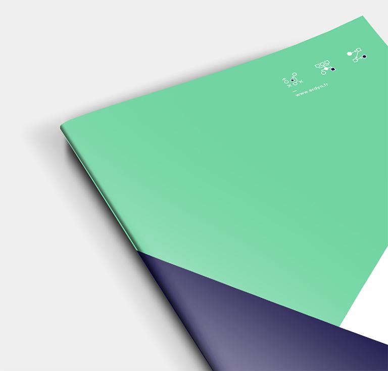 Agence le 6-Creation identite visuel_Edition corporate-Erdyn_Creation graphique_Agence Le 6_Paris_768px
