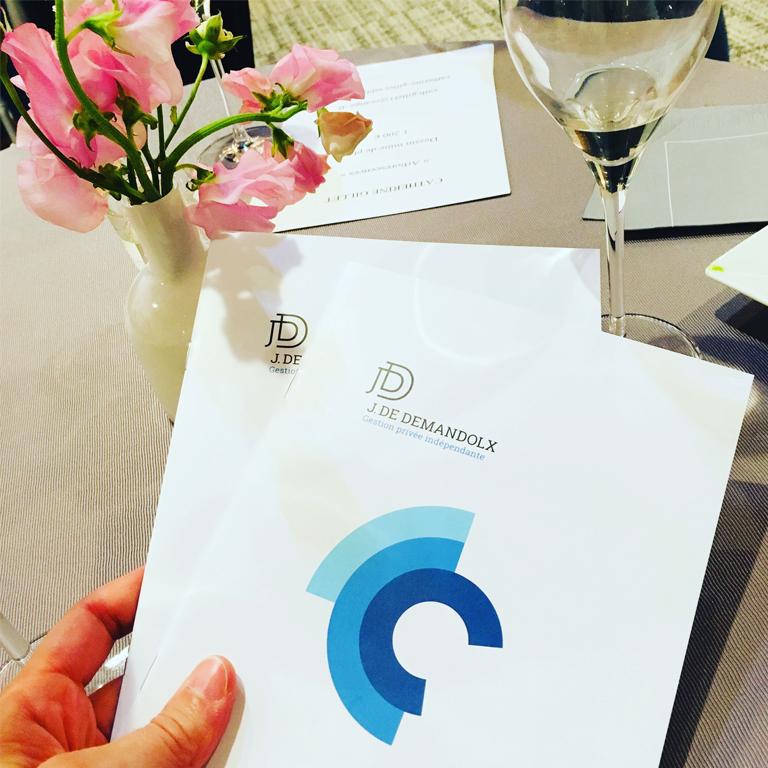 Agence_Le6_JDe_Demandolx_Gestion_30ans_Place Vendome_Anniversaire_Identite visuelle_Brochure Corporate_Finance_Paris_Livret_Print